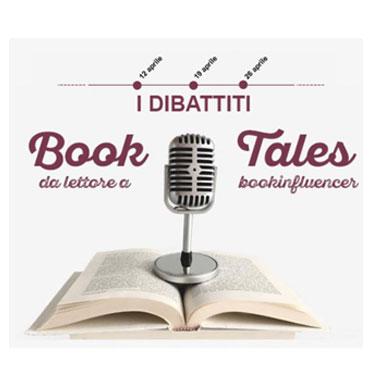 Book Tales, quando i libri raccontano le passioni