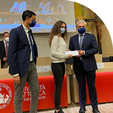 Best Dissertation Award, premiata la tesi di Sara Maccaccaro