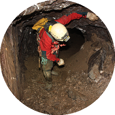 L'archeologo che fa rivivere le miniere bresciane