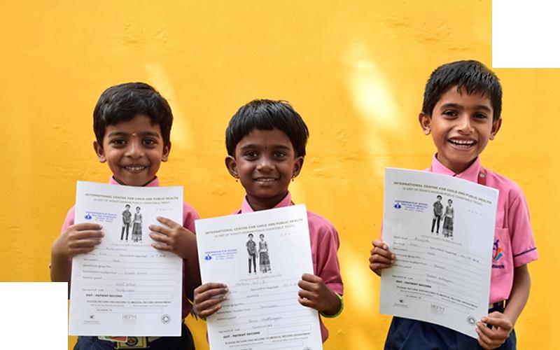 Marathon for solidarity, il dono di Papa Francesco per il sostegno alle attività sanitarie del centro indiano di Shanti Ashram