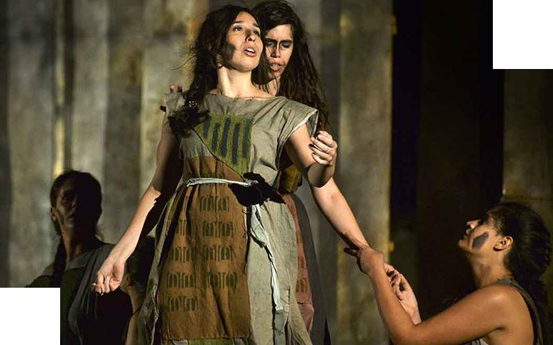 Riparte la stagione teatrale di Kerkís con gli studenti Unicatt