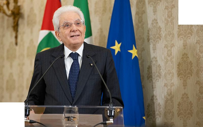Mattarella: «Dalla Cattolica eccellenti risultati per la storia del Paese»