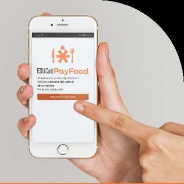 La ristorazione sicura e smart con EDUCatt Payfood