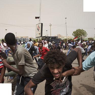 Sudan, colpo di stato alla speranza